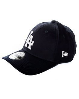 New Era 39Thirty Basic Los Angeles Dodgers Navy