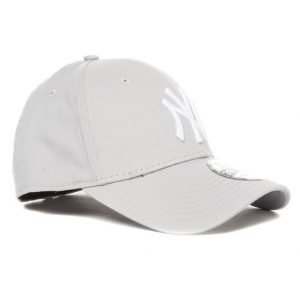 New Era 39Thirty MLB League Basic Yankees Grey/White