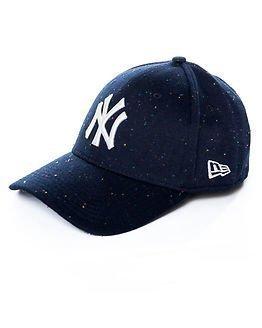 New Era 39Thirty Stretch Speckle New York Yankees Navy