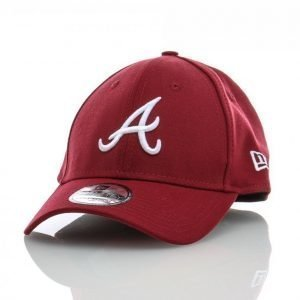 New Era 39thirty League Basic Lippis Punainen