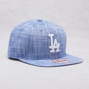 New Era 9 Fifty Chambray Snap LA Dodgers Light Royal