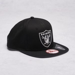 New Era 9 Fifty NFL Basic Oakrai Black