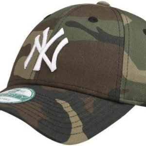 New Era 940 Camo Basic Cap Lippis