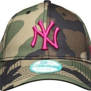 New Era 940 Womens Cammo Lippis