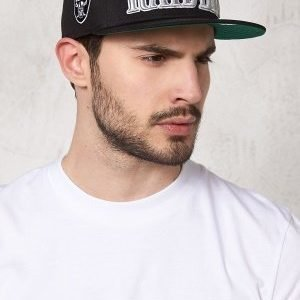 New Era 9Fifty Big Word Nfl Cap OAKRAI