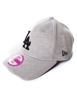 New Era 9Forty Jersey Essential Los Angeles Dodgers Grey/Black