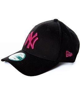 New Era 9Forty League Basic York Yankees Black/Pink