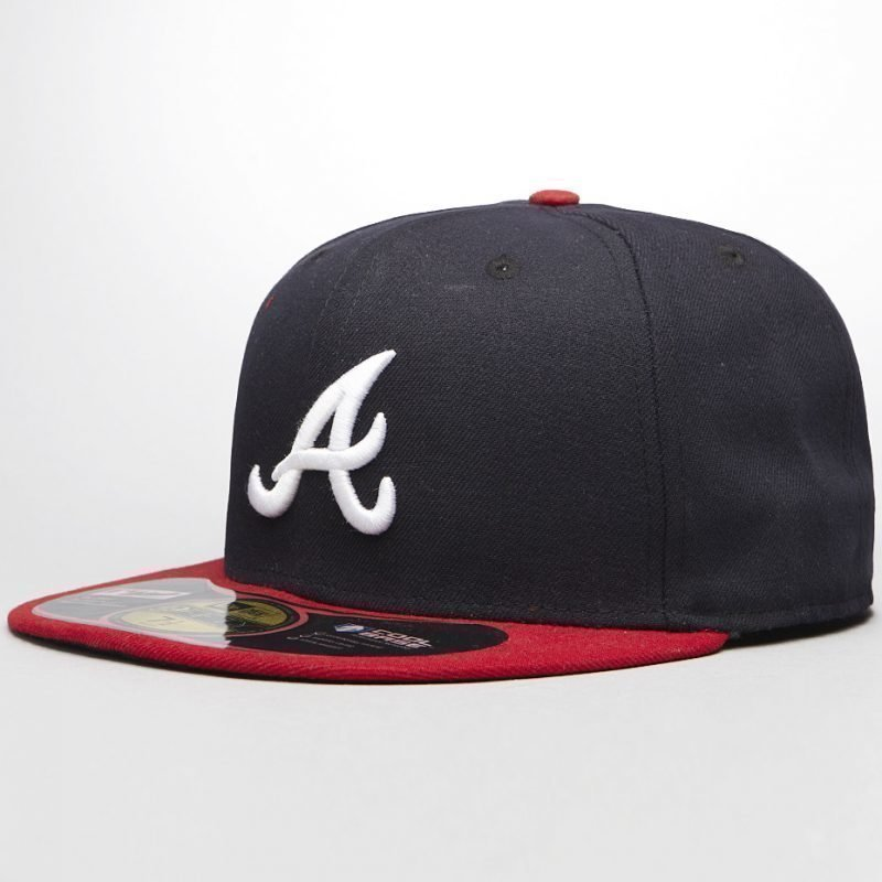 New Era Atlanta Braves Authentics -lippis