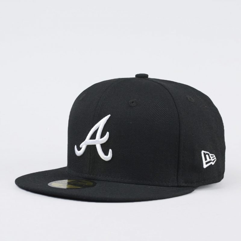 New Era Atlanta Brvs-MLB Basic -lippis