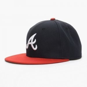 New Era Authentic 59Fifty Braves