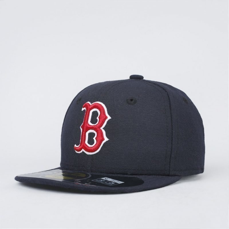 New Era Boston Red Sox Authentic -juniori lippis