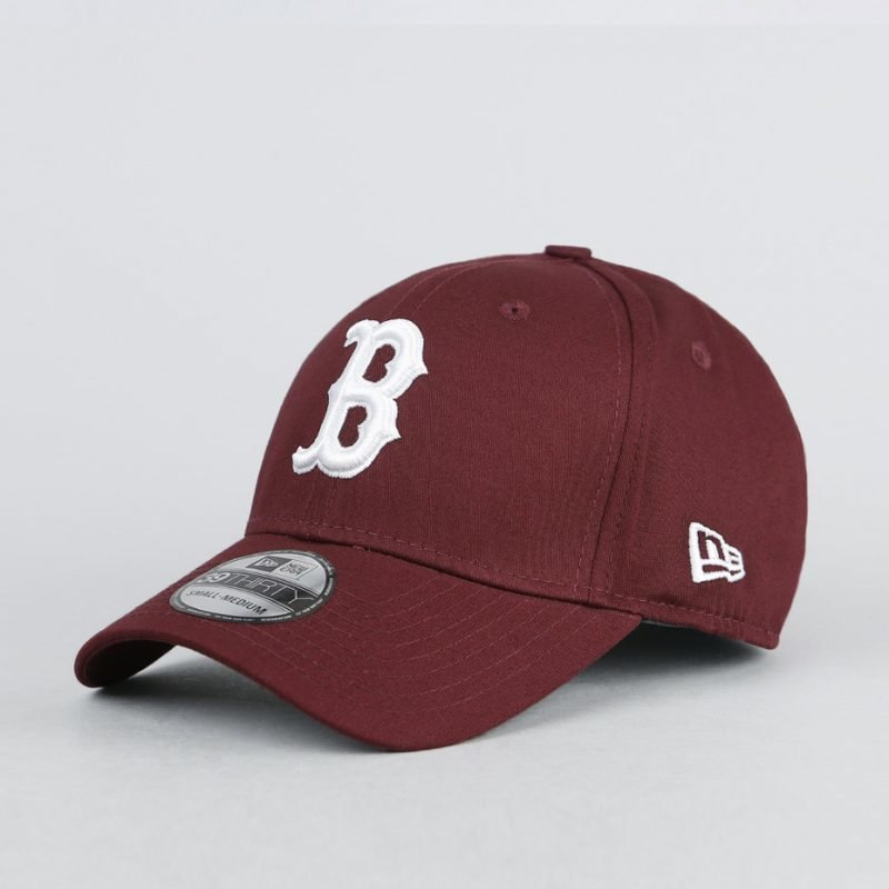 New Era Boston Red Sox League Basic -lippis