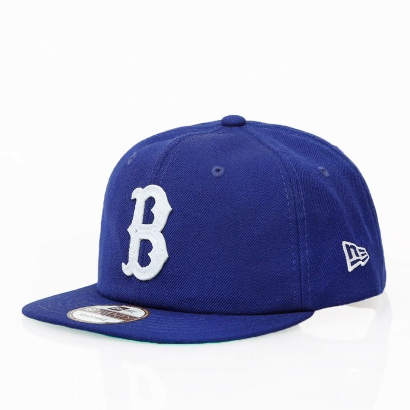 New Era Brooklyn Dodgers Heritage MLB Wool -lippis