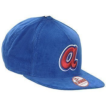 New Era CORD BASIC SNAP ATLANTA BRAVES lippis