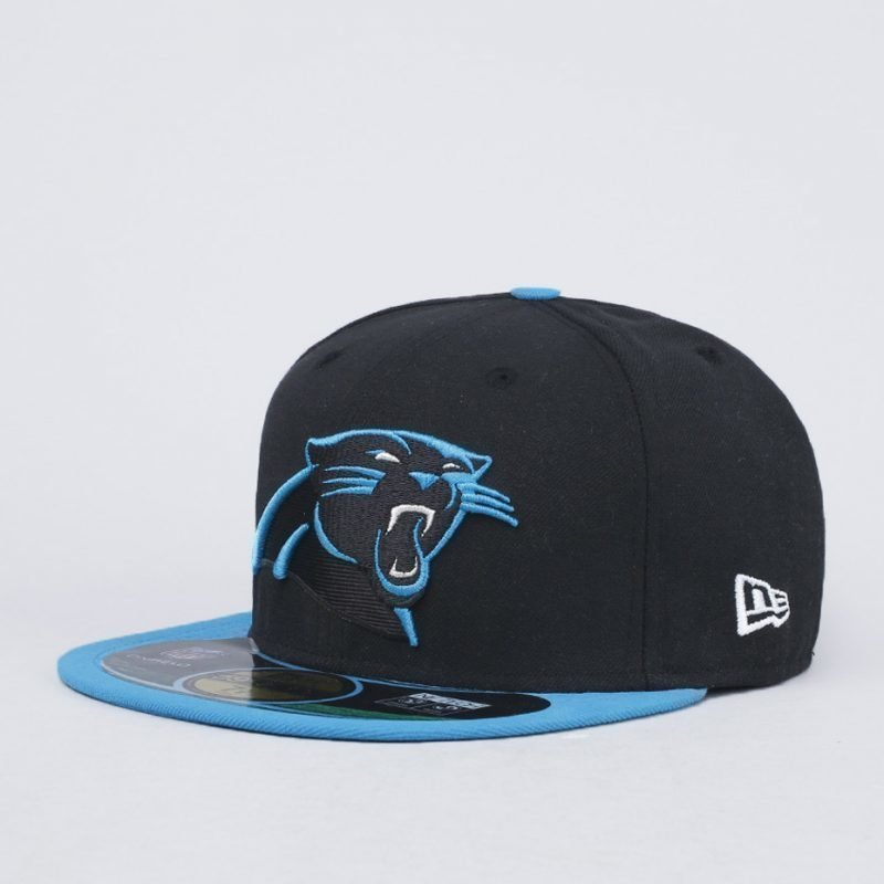 New Era Carolina Panthers NFL On-Field -lippis
