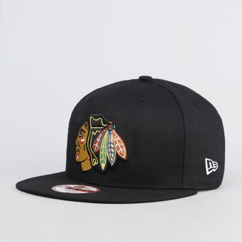 New Era Chicago Blackhawks NHL Base -lippis