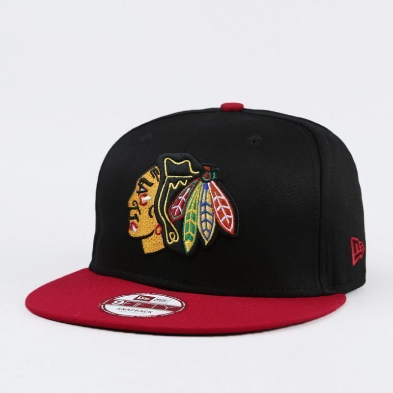 New Era Chicago Blackhawks NHL Basic 9Fifty -lippis