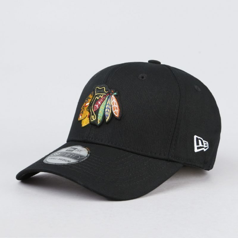 New Era Chicago Blackhawks Team NHL -lippis