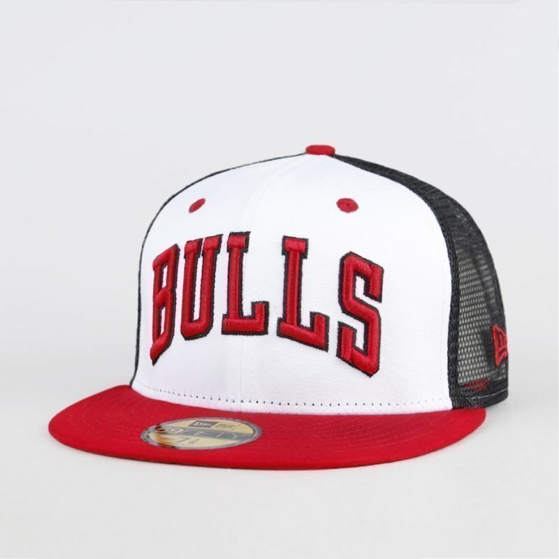 New Era Chicago Bulls Team Word Arch -lippis