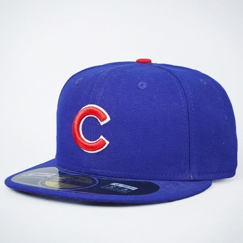 New Era Chicago Cubs Authentic On-Field -lippis