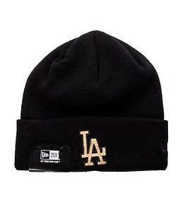 New Era Corked Infill Los Angeles Dodgers Black