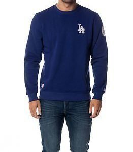 New Era Crew Neck Los Angeles Dodgers Blue