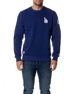 New Era Crew Neck Los Angeles Dodgers Blue