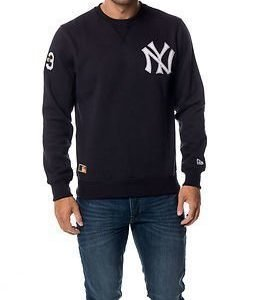 New Era Crew Neck New York Yankees Navy