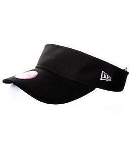 New Era Diamond Era Visor Black