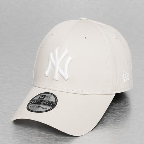 New Era Flexfit Lippis Beige