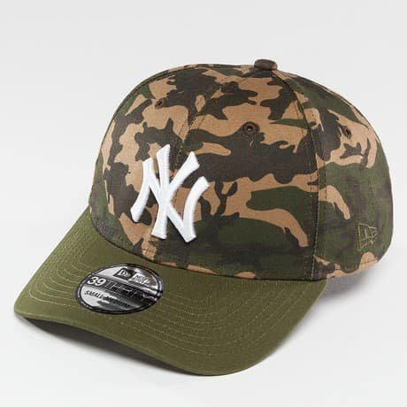 New Era Flexfit Lippis Camouflage