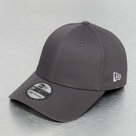 New Era Flexfit Lippis Harmaa