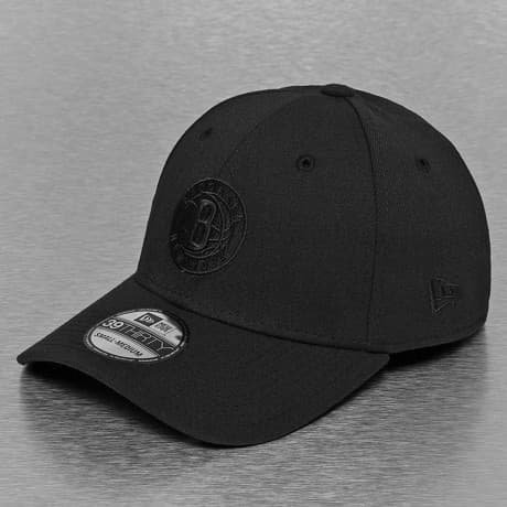New Era Flexfit Lippis Musta