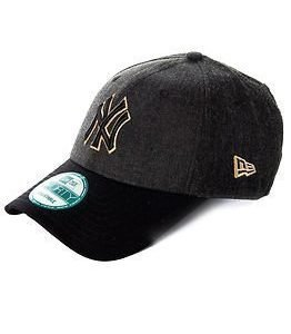 New Era HTHR Dazzle Outline New York Yankees Grey/Gold