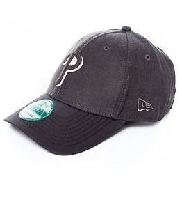 New Era Heath Felt Philadelphia Phillies Grey