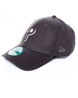 New Era Heath Felt Philadelphia Phillies Grey