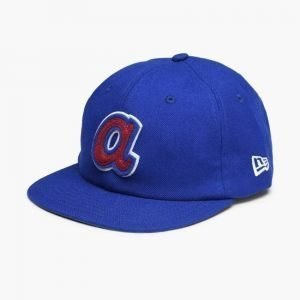 New Era Heritage MLB Braves 6 Panel