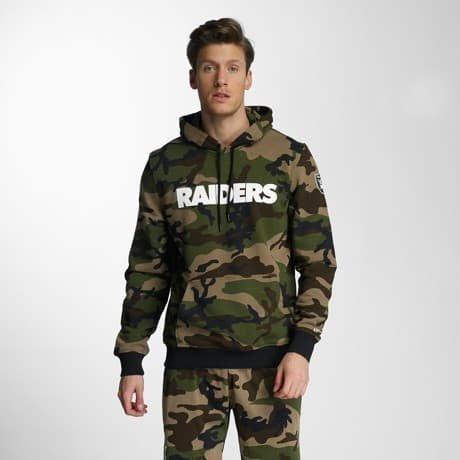 New Era Huppari Camouflage
