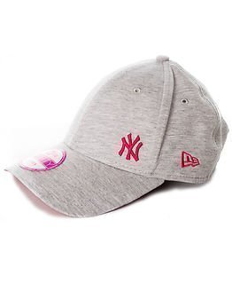 New Era Jersey Flawless New York Yankees Grey/Pink