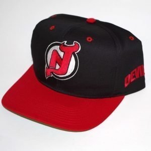 New Jersey Devils Cap -NHL keps -