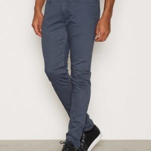 New Look 5 Pocket Trousers Farkut Navy