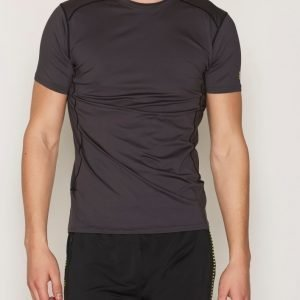 New Look Active Stretch Tee T-paita Charcoal