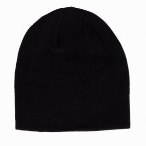 New Look Basic Beanie Pipo Black
