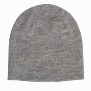 New Look Basic Beanie Pipo Grey