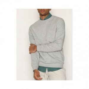 New Look Basic Crew Sweat Pusero Grey