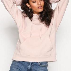 New Look Basic Oversized Hoody Huppari Beige