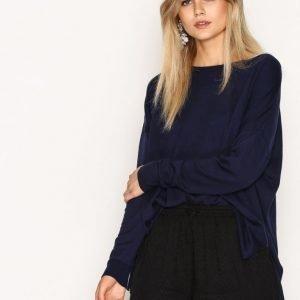 New Look Jacquard Texture Lace Hem Shorts Shortsit Black