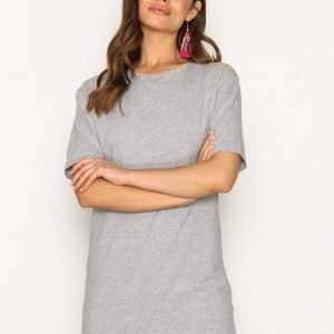 New Look Jersey Tunic T-Paita Grey