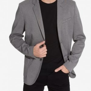 New Look Ponti Blazer Bleiseri Grey