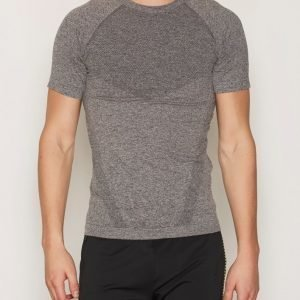 New Look Seamless Tee T-paita Grey